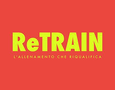 ReTRAIN - UX/UI APP