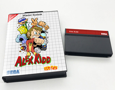 Alex Kidd Project