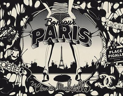 Bonjour Paris.