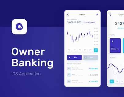 Owner Bank - iOS Application