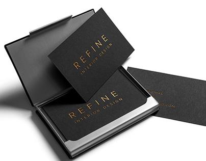 REFINE / Brand Identity + Website Design
