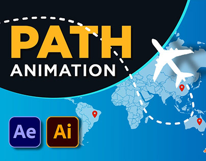 Path Animation in After Effects