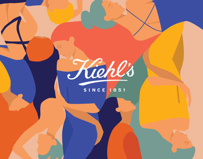 Collaboration with Kiehl's