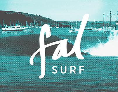Fal Surf Branding