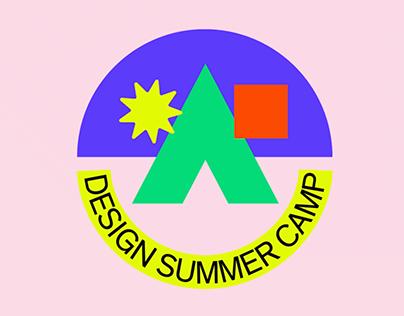 MICA Summer Camp Motion Logo Design 暑期夏令营图标动态设计