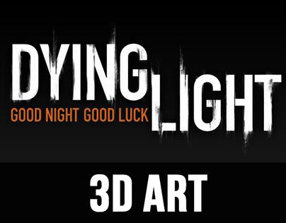 Dying Light 3D Art