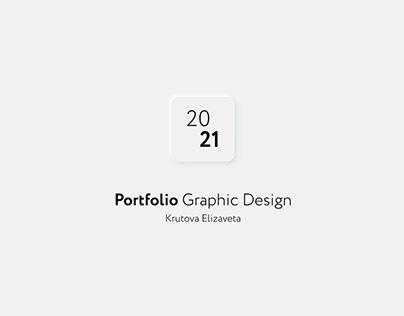 Graphic Design Portfolio 2021