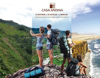 Banners - Casa Andina / montaje