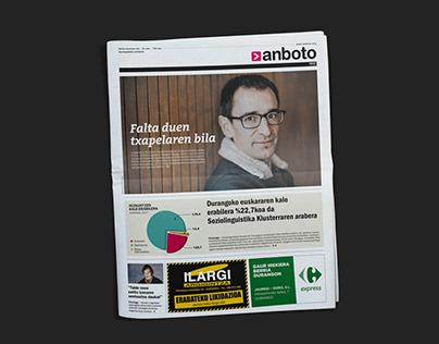 Anboto aldizkaria