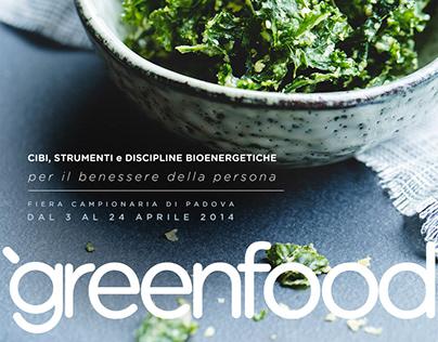 GREENFOOD • Logo Design