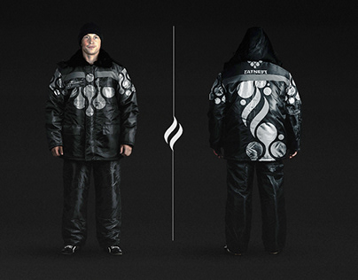 Work clothes design