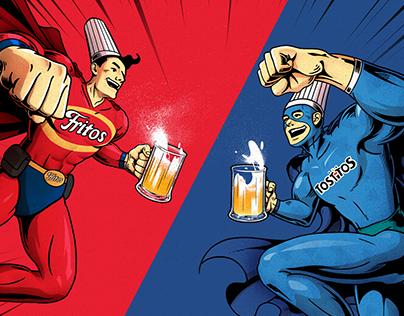 Pepsico | Pepsi Recipe Battle!