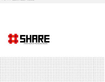 #SHARE - Rebranding