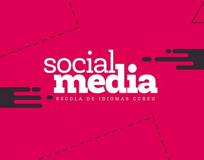 Social Media - Escola de Idiomas CCBEU Lins