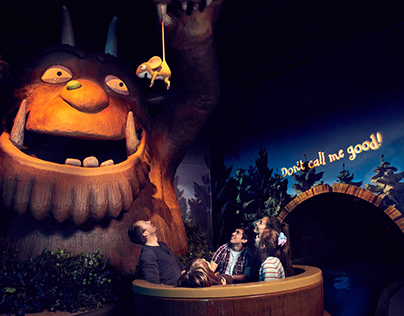 Gruffalo River Ride