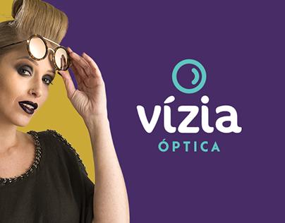 Vízia Óptica | Rebrand & Campaign
