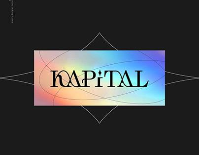 Kapital Logotype