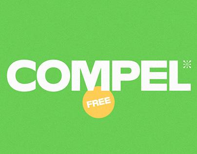 Compel Typeface
