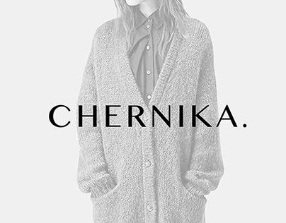 CHERNIKA. Mobile app
