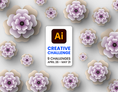 AI Daily Creative Challenge | Apr 26 - May 21