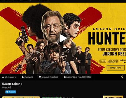 Hunters Saison 1 streaming vf | fCine.TV