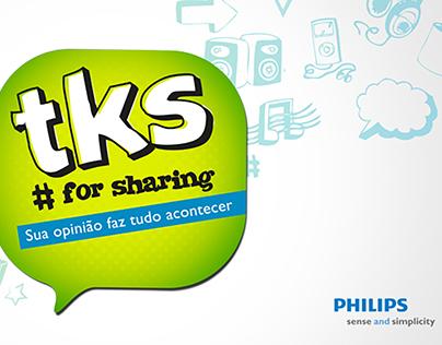 TKS #For Sharing - Philips