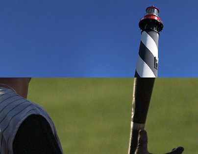 Baseball & Light House
