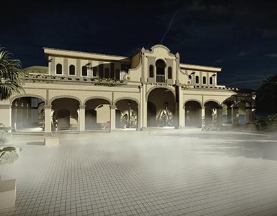 Restauración edificación de carácter patrimonial !!