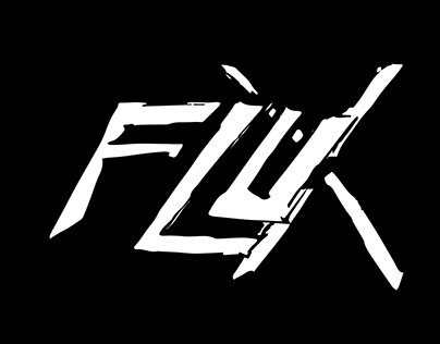 Flux (Logo for an alternative rock band)