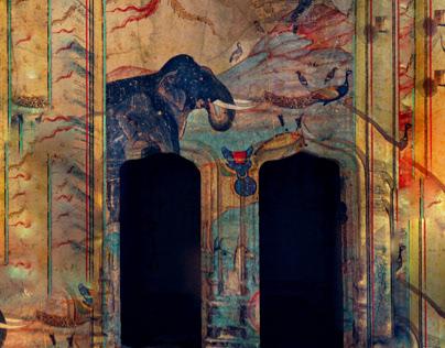 Smithsonian +Parador de Cuenca = Alice in Wonderland