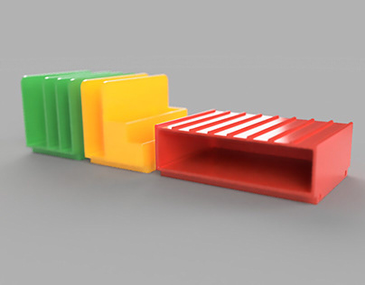 Lock-box Organizer