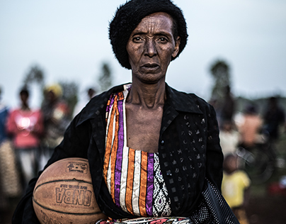 Basketball in Rwanda