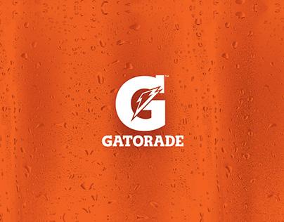 Gatorade Game UI