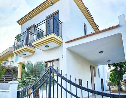 HOUSE FOR SALE PAREKKLISIA LIMASSOL