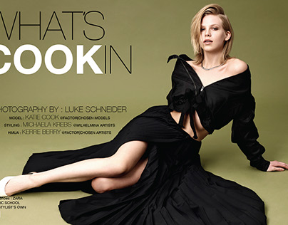 What's Cook-In | 10TenMagazine | Fall 2017