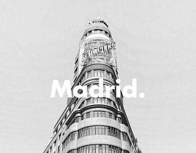 MADRID | travel diary