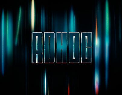 Adhoc - Showreel - 2020