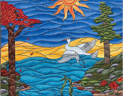 Award Winning Art for Utility Boxes