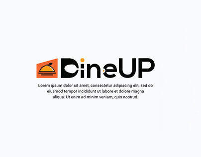 DineUP Website and Branding