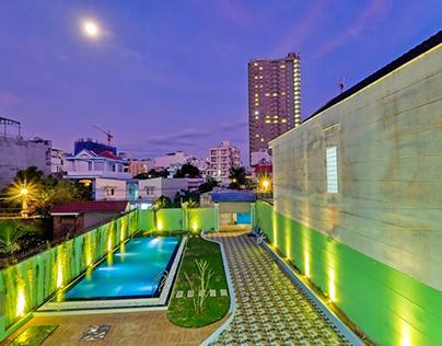 Review Villa Mimosa Vung tau