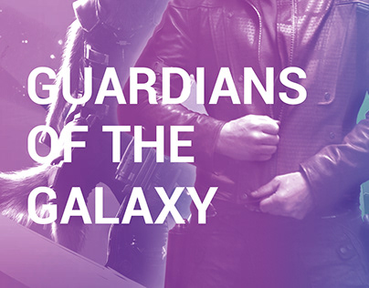 GUARDIANS OF THE GALAXY (FANPOSTER #2)