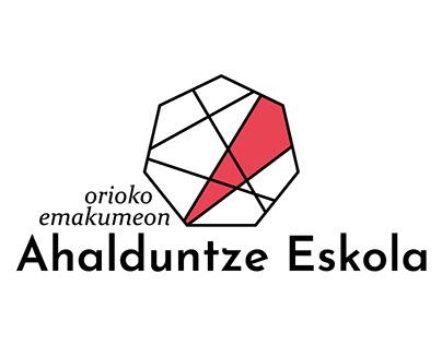 Logo - Orioko Emakumeon Ahalduntze Eskola