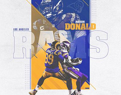 Aaron Donald - Los Angeles Rams