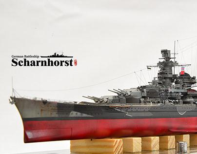 1/700 DKM Scharnhorst