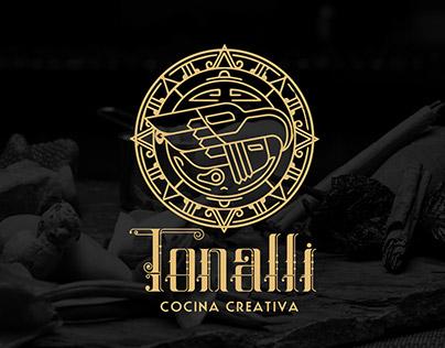"Tonalli ""Cocina creativa"""