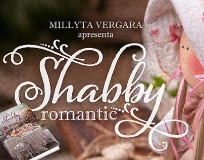 Livro Shabby Romantic [projeto gráfico editorial]