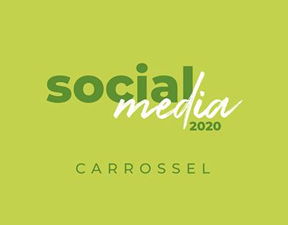 Social Media | Carrossel