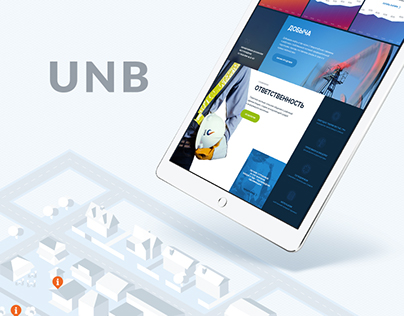UNB Oil Company corporate website