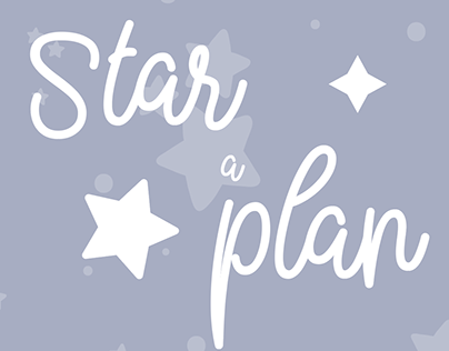 Star a plan - Weekly planner insert - A5 & A6 versions