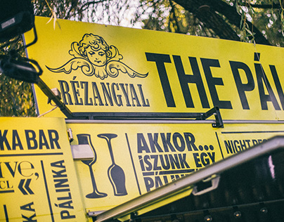 Rézangyal Pálinka Bar